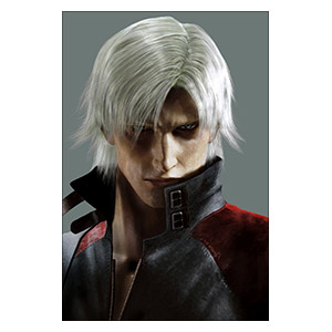 Devil May Cry. Размер: 20 х 30 см